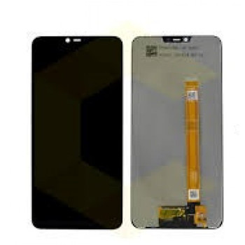 For Oppo AX5 / A3S / A5X / A5 LCD and Touch Screen Assembly (Black)