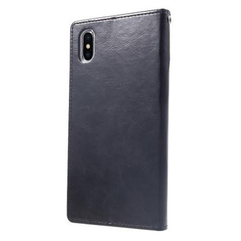 For iPhone XS Max Bluemoon Case Black