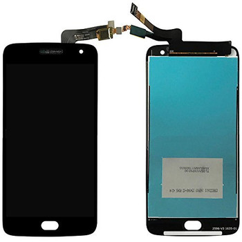 For Motorola Moto G5 Plus LCD and Touch Screen Assembly (Black)
