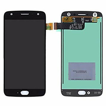 For Motorola Moto X4 LCD and Touch Screen Assembly(Black)
