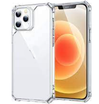 For iPhone 12 Hard and Clear Case