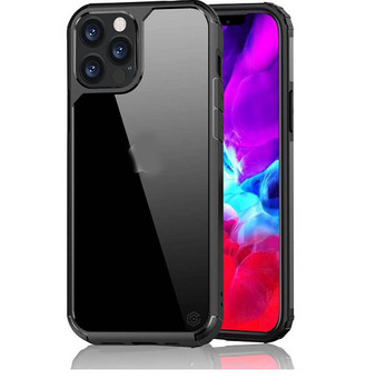For iPhone 12 Pro Max Hard and Clear Case