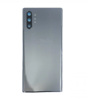 For Samsung Galaxy Note 10 Plus Back Cover  With Lens (Aura Black)