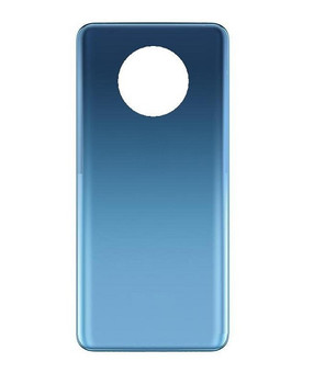 For OnePlus 7T Back Cover Blue