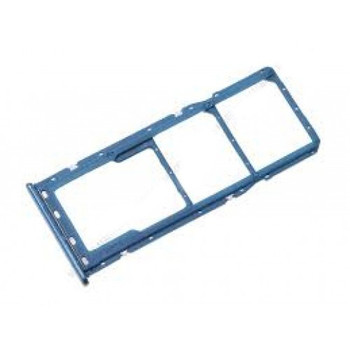 For Samsung Galaxy A20 / A30 / A50 / A70 Sim Card Tray (Blue)