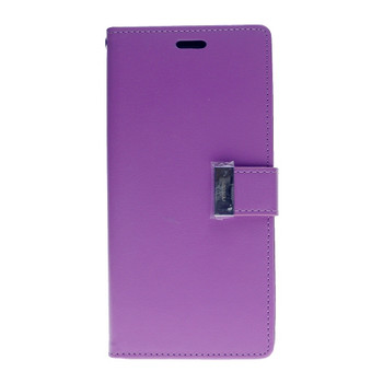 For Samsung Galaxy Note 9 Rich Diary Case Purple