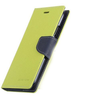 For Samsung Galaxy S20 Rich Diary Case Green