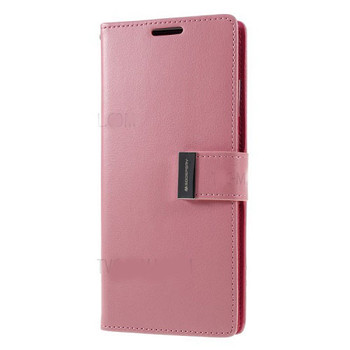For Samsung Galaxy S20 Plus Rich Diary Case Pink