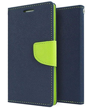 For Samsung Galaxy S20 Plus Rich Diary Case Blue