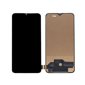 For Realme XT LCD and Touch Screen Assembly (Black)