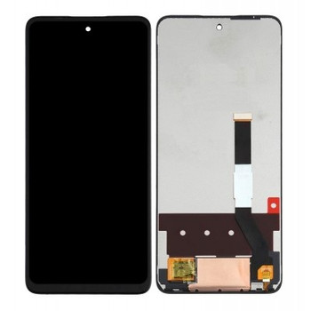 For Motorola Moto G 5G Plus LCD and Touch Screen Assembly (Black)