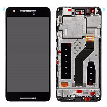 For Huawei Nexus 6P LCD and Touch Screen Assembly With Frame (Black)