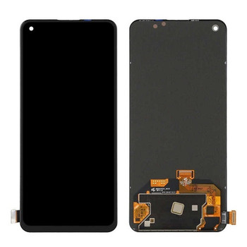 For Oppo Reno 5G LCD and Touch Screen Assembly (Black)