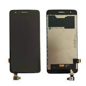 For LG K8 2017 LCD and Touch Screen Assembly (Black)