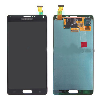 For Samsung Galaxy Note 4 Refurb LCD and Touch Screen Assembly(Black)