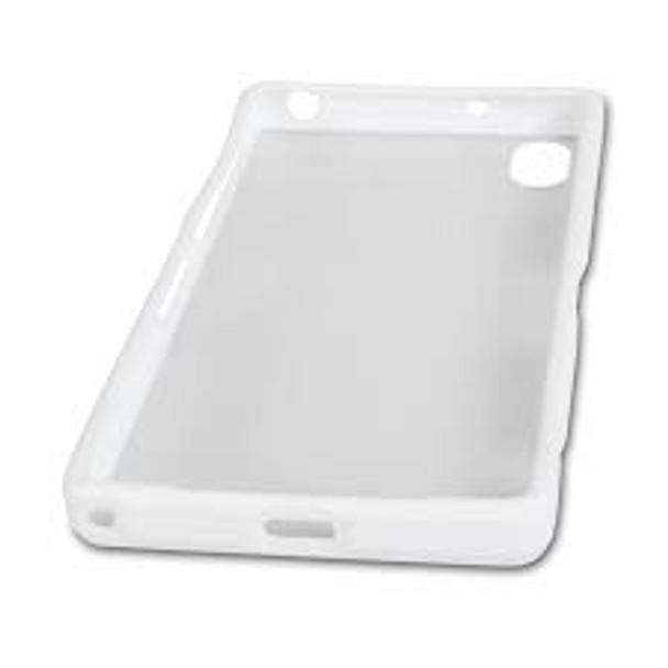 For Sony Z2  Rubber Case White