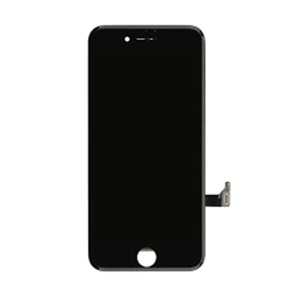 For iPhone 7 LCD and Touch Screen Assembly. (Black)