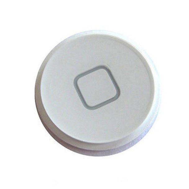 For ipad 2 Home button White