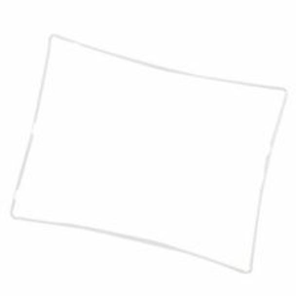 For iPad 2/3/4 Bezel White