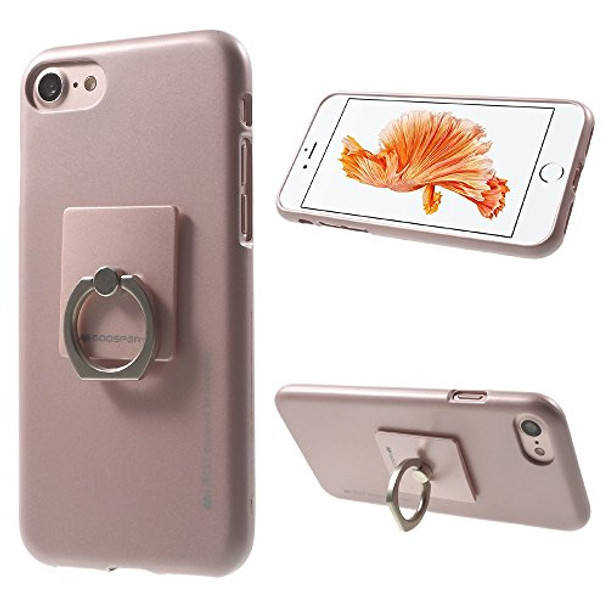 For iphone 7/8 Mercury Ring 2 Case Rose gold