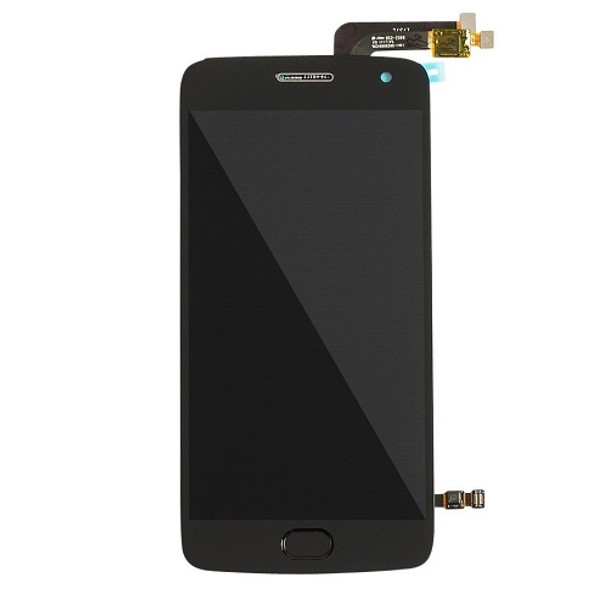 For Motorola G5S LCD and Touch Screen Assembly. (Black)