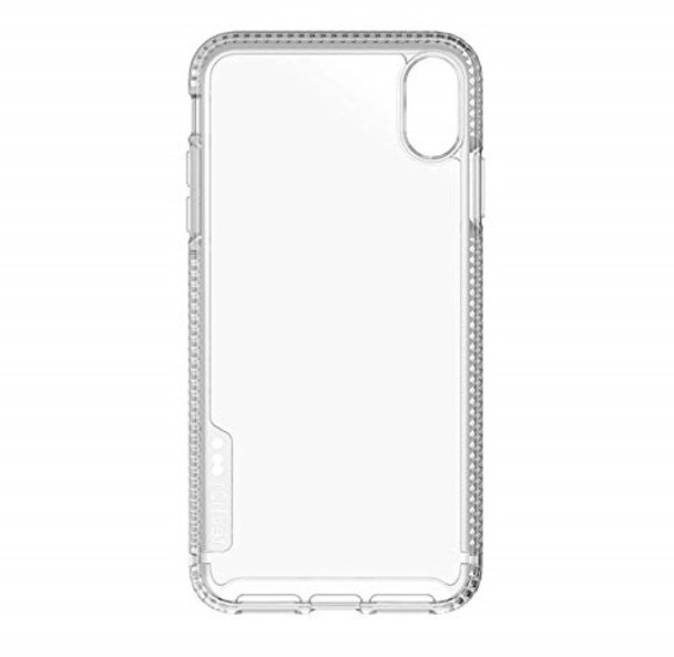 For iPhone X Goospery ring 2 case Silver