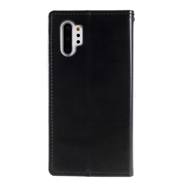 For Samsung Galaxy Note 10 Bluemoon Case Black
