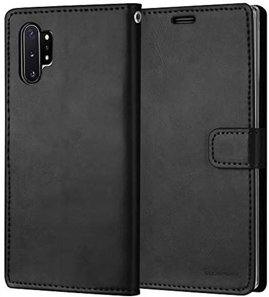 For Samsung Galaxy Note 10 Plus Bluemoon Case Black