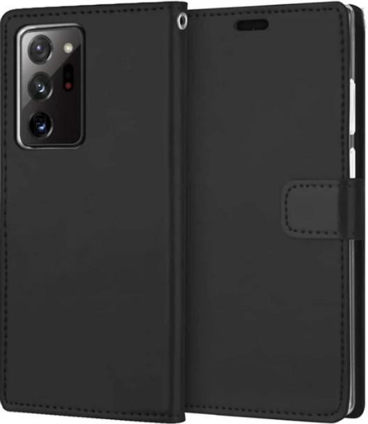 For Samsung Galaxy Note 20 Plus Bluemoon Case Black