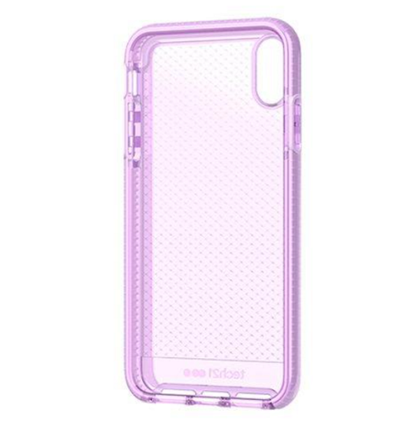For iPhone XS Max Tech 21 Without Logo Pink