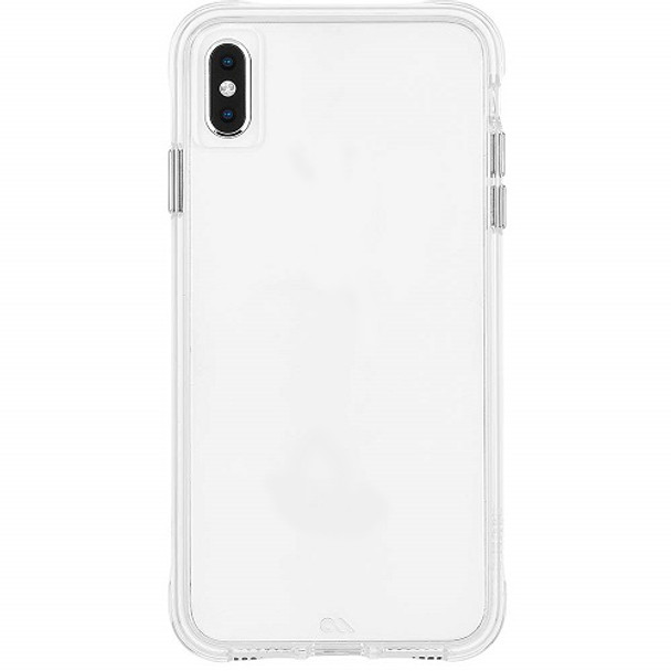 For iPhone XS Max Hard and Clear Case
