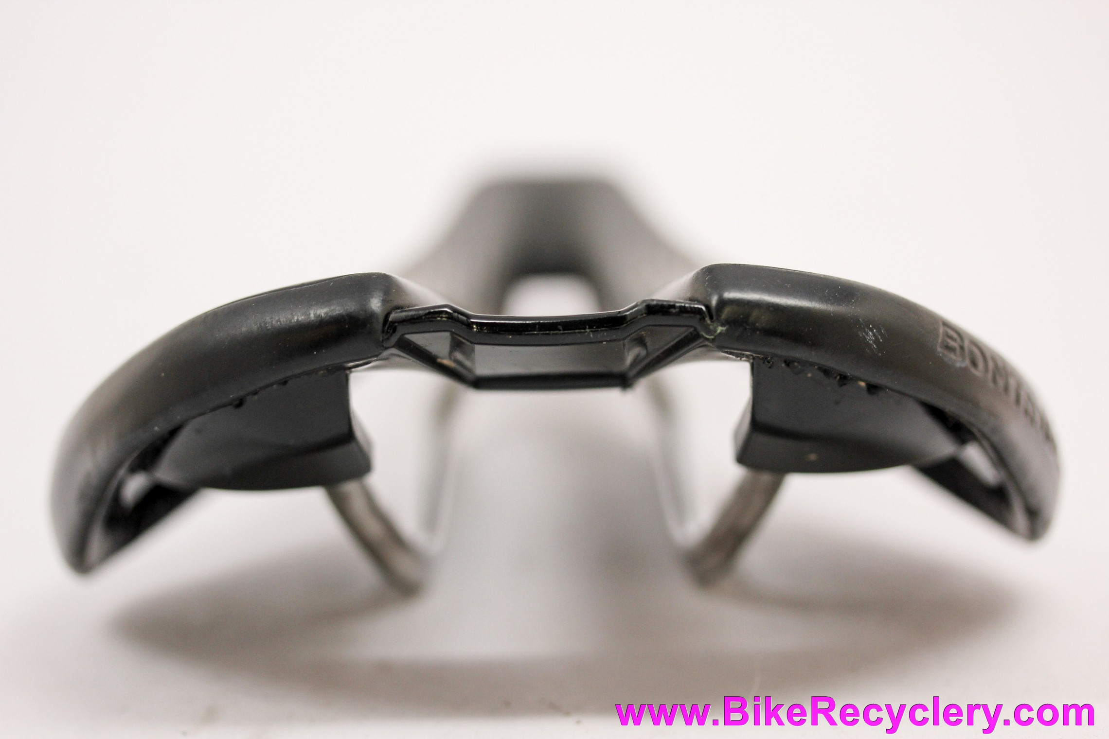 Bontrager Montrose Elite Titanium: 148mm - Black - Hollow Ti Rails (Near Mint)