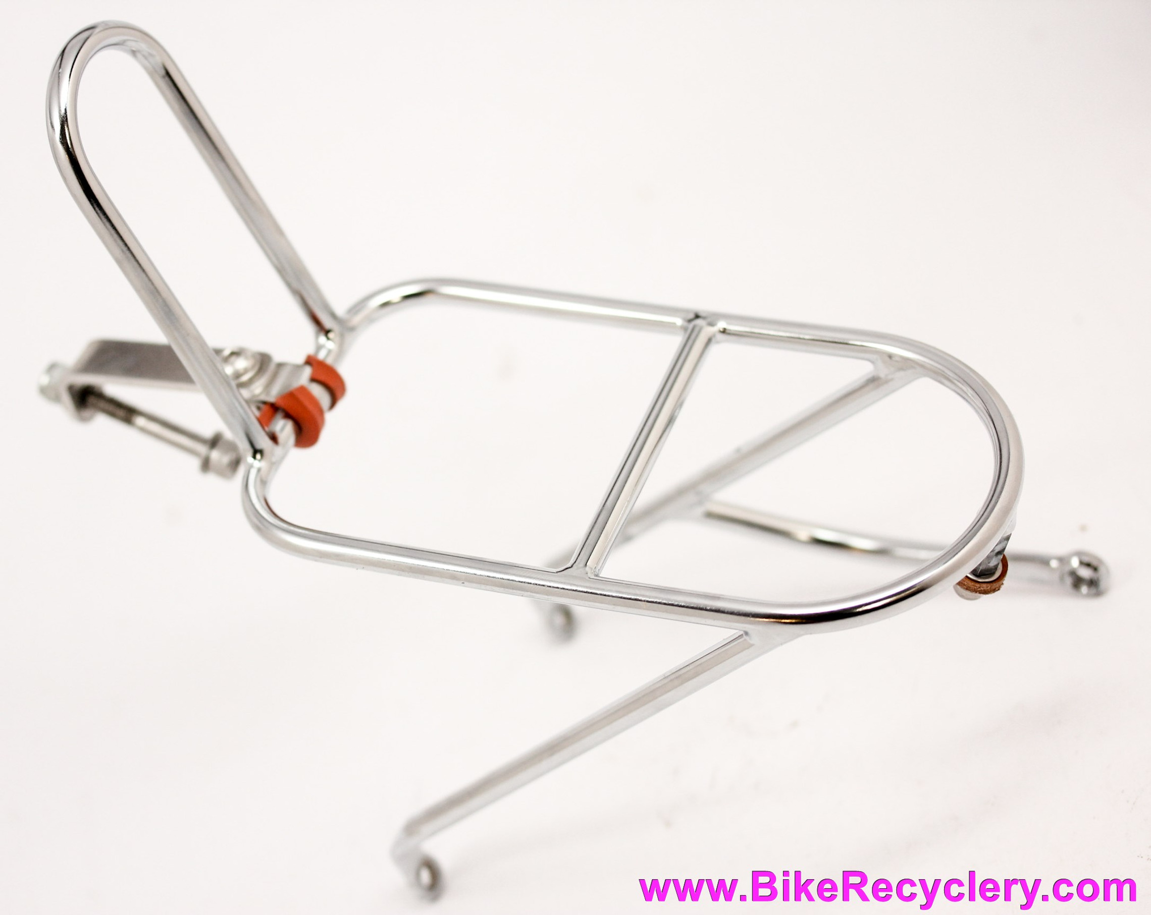 Rene Herse Nitto M13 Wide Canti Front Rack: Custom Adjustable Crown Attachment (MINT <20mi)