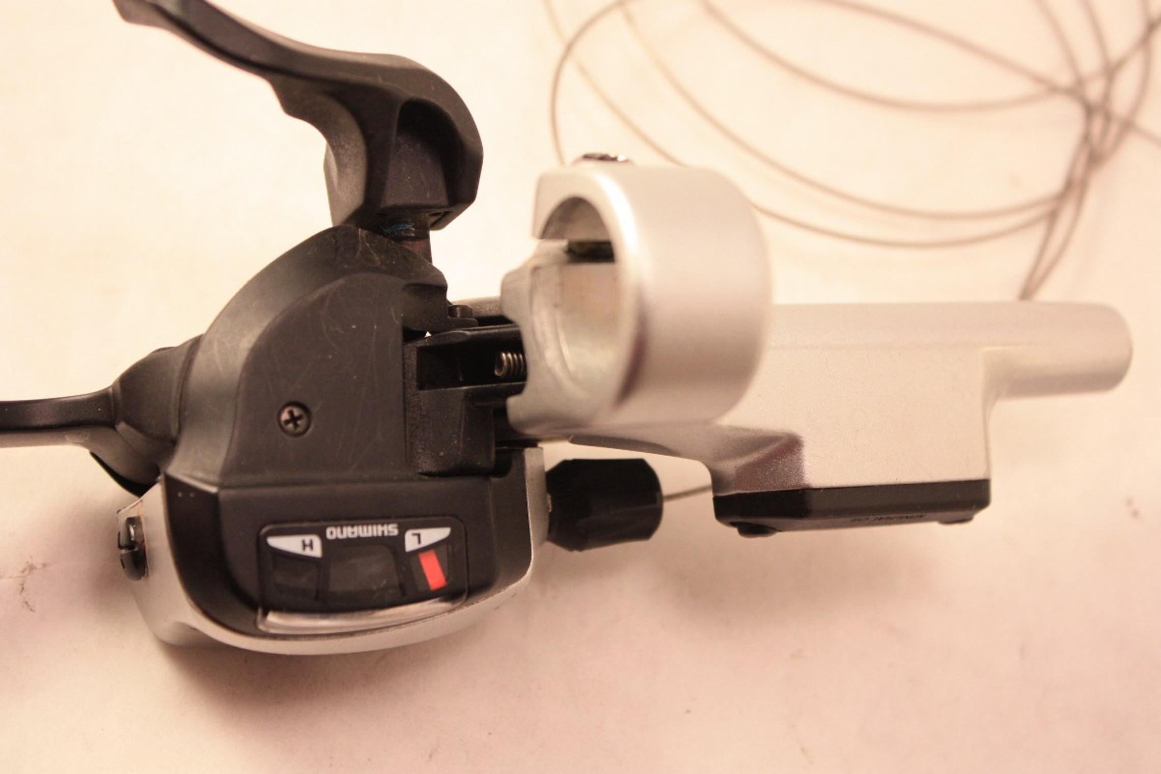 NOS Shimano XT ST-M765 BR-M765 Shifter Hydraulic Brake Combo MTB STI 3x9 R/&L New