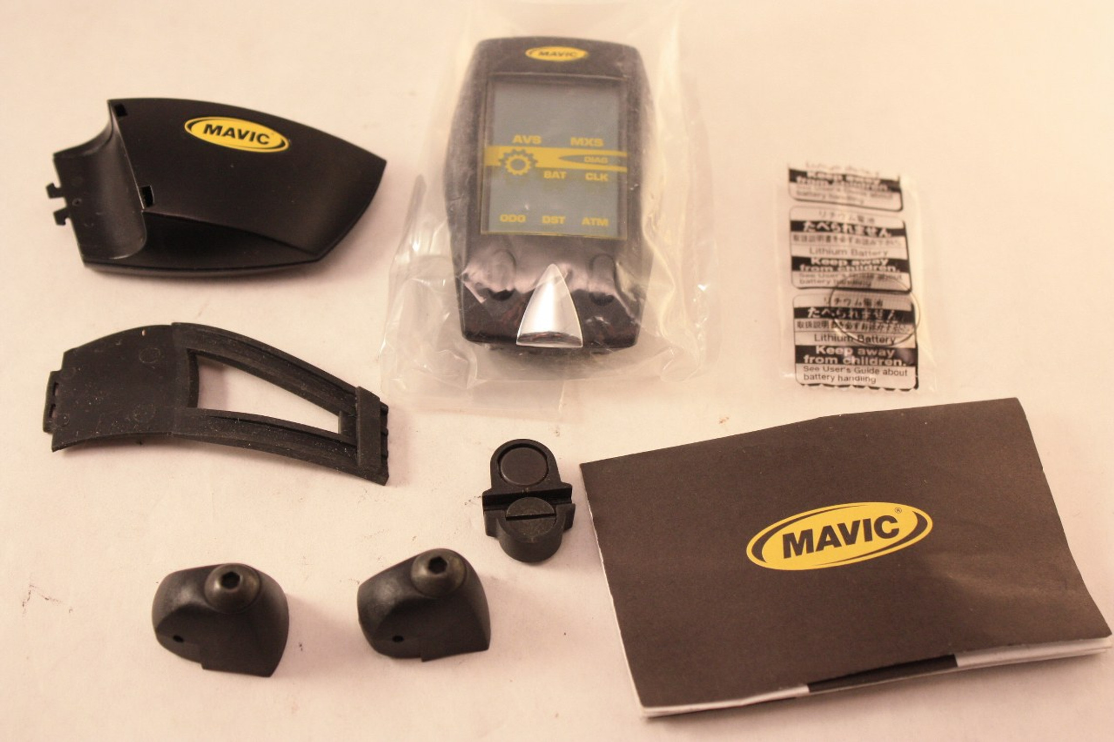 NIB/NOS Mavic Mektronic Electronic Shifting Drivetrain