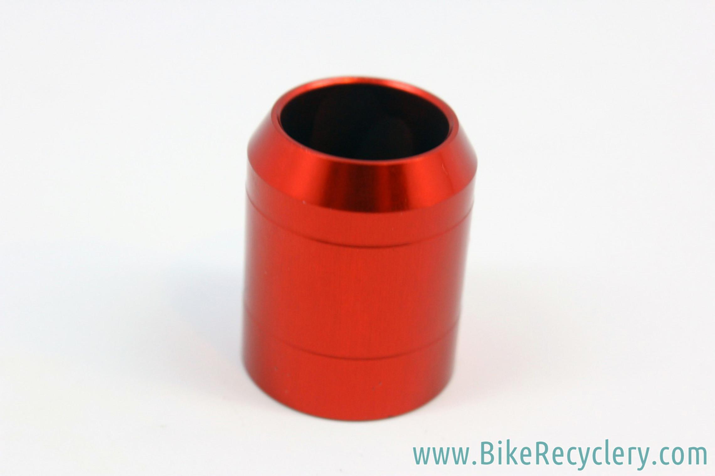 NOS/NIB Manitou Carbon Steer Tube Plug: Mars - X Vert - BMX Carbon/Pro/Mag