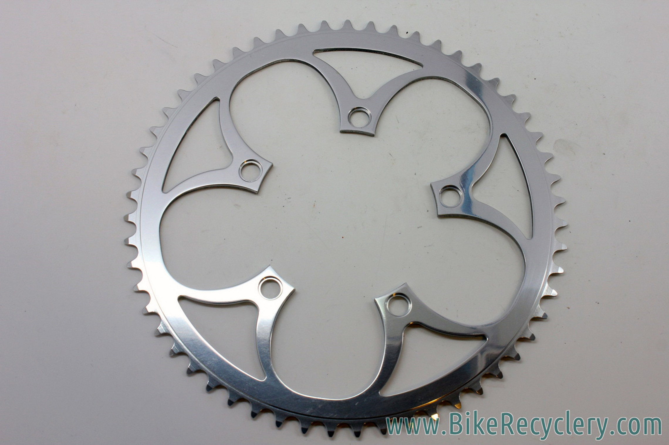 NOS Vintage Specialties TA Outer Chainring: 110mm - 55t (take off)