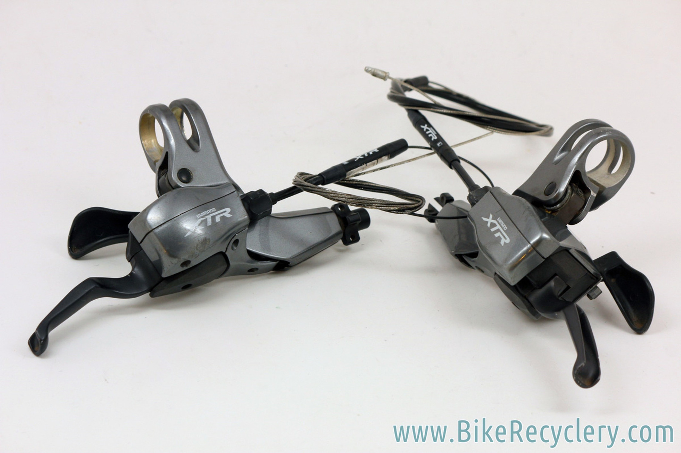 RIGHT SWITCHGEAR BRAKE LEVER OVP New! Shimano XTR st-m965 3x9 TRIPLE LEFT