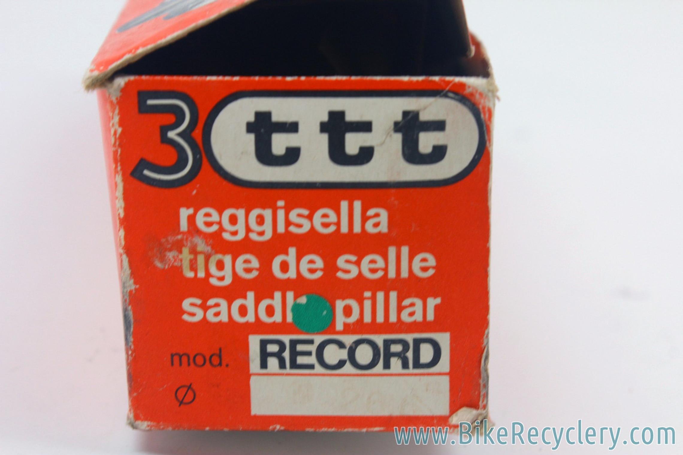 3ttt Mod Record 26.6mm Vintage Bicycle Seatpost