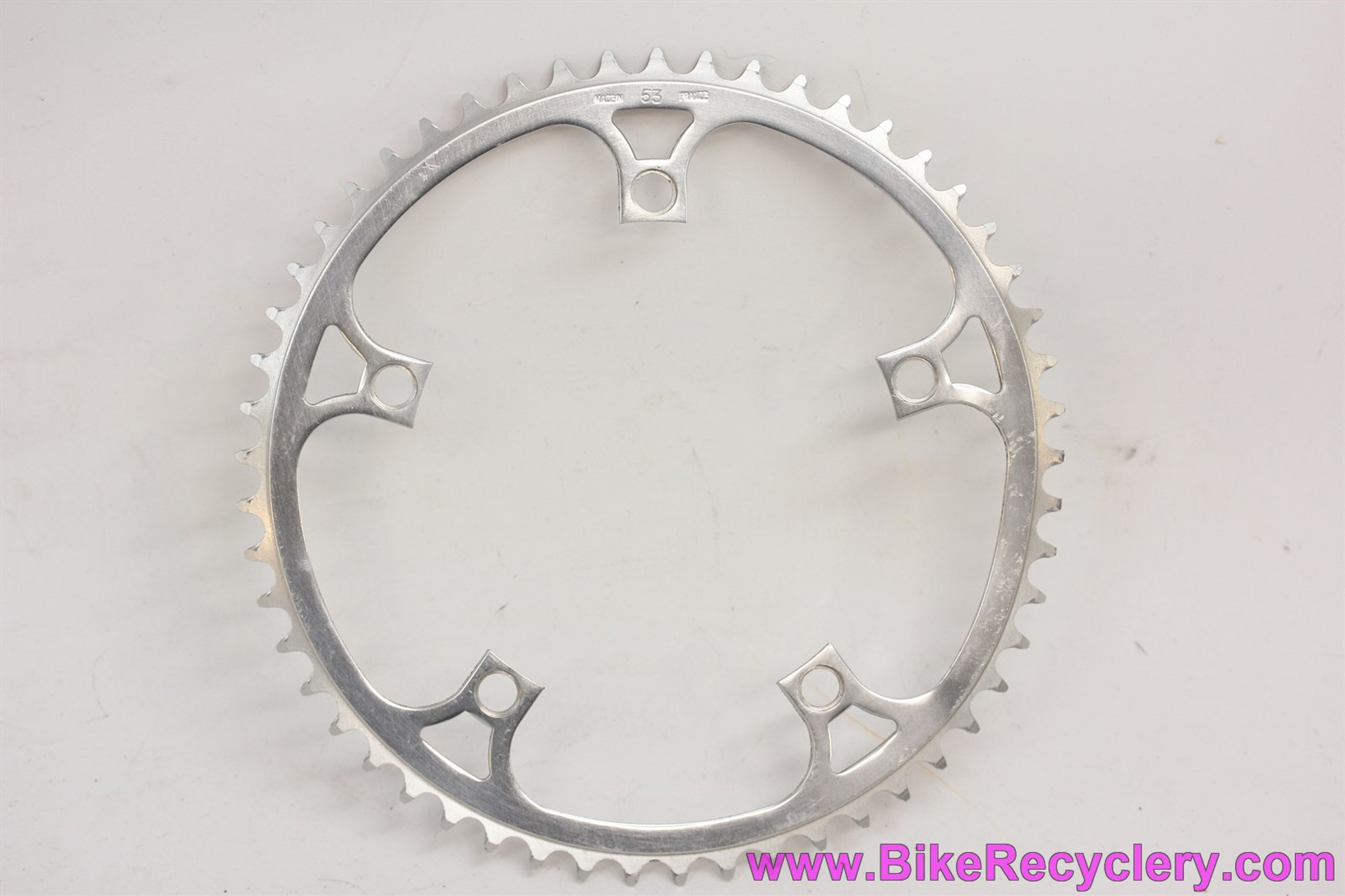 T.A. Competition Chainring: 53t x 144mm - 1970's Vintage (MINT)