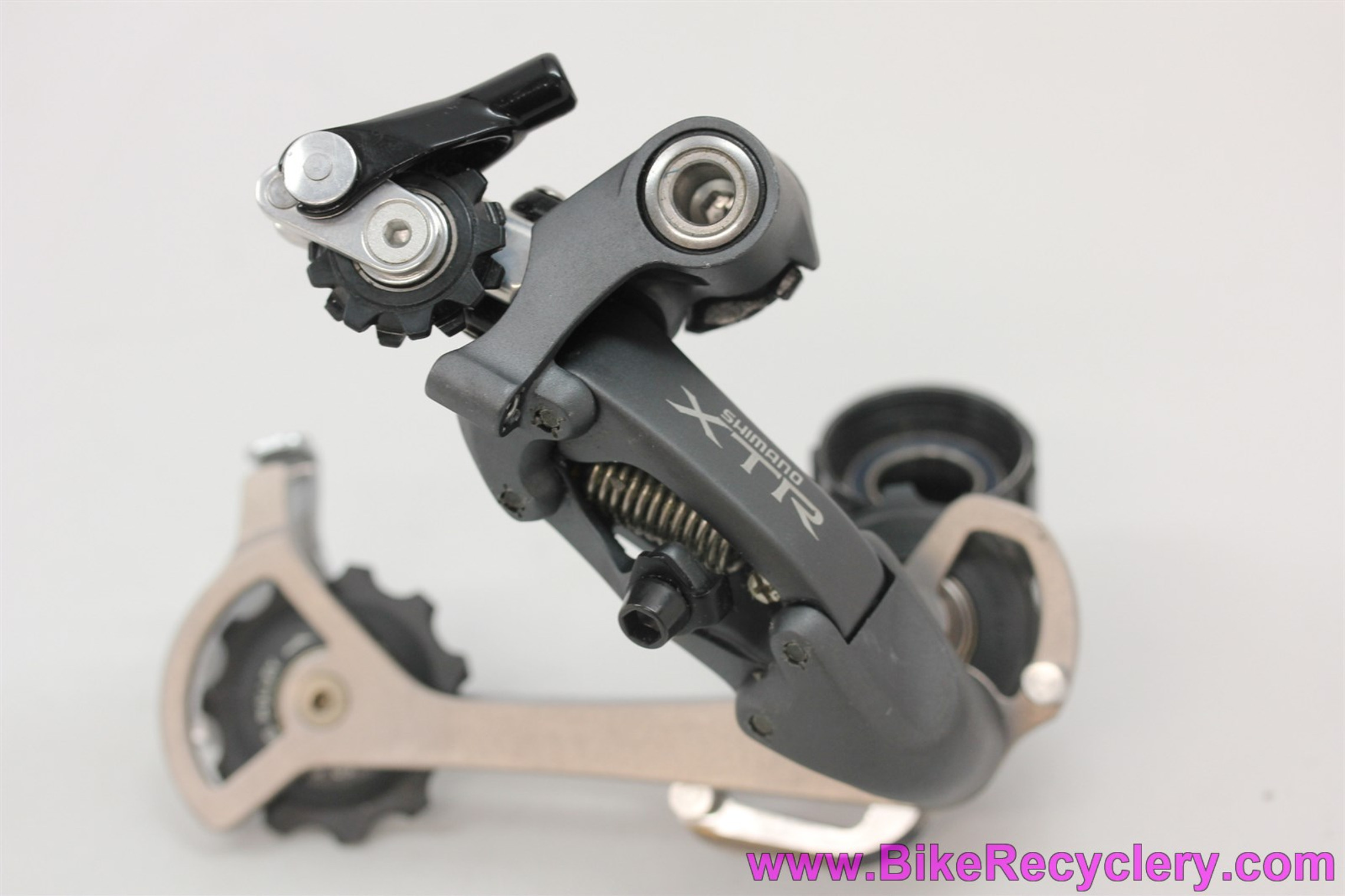 Shimano XTR M951 Rapid Rise Rear Derailleur 8-speed 9-speed RD-M951-GS Midcage