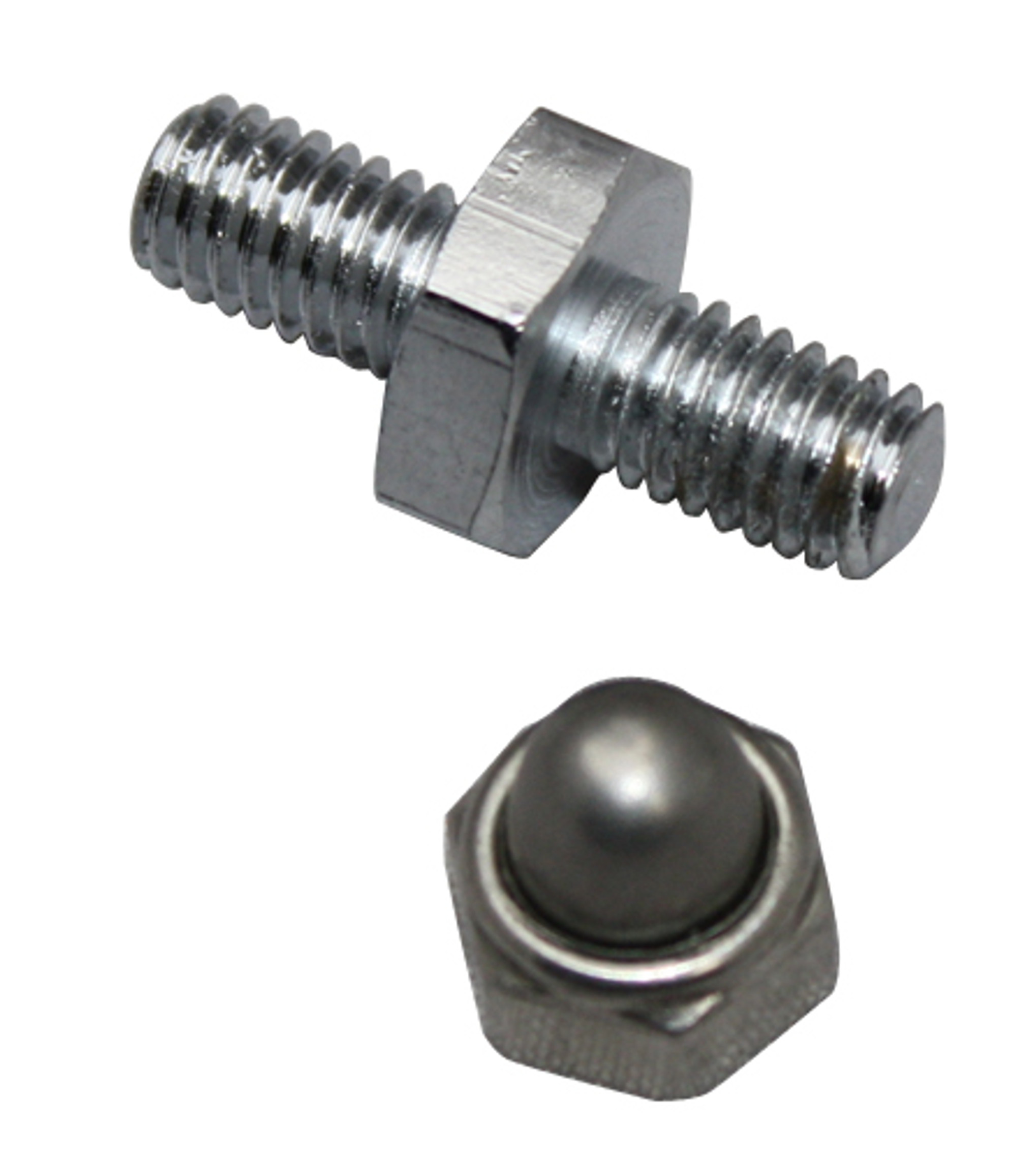 Nitto Rack Cantilever Stud Bolts & Acorn Nuts (Pair, NEW)