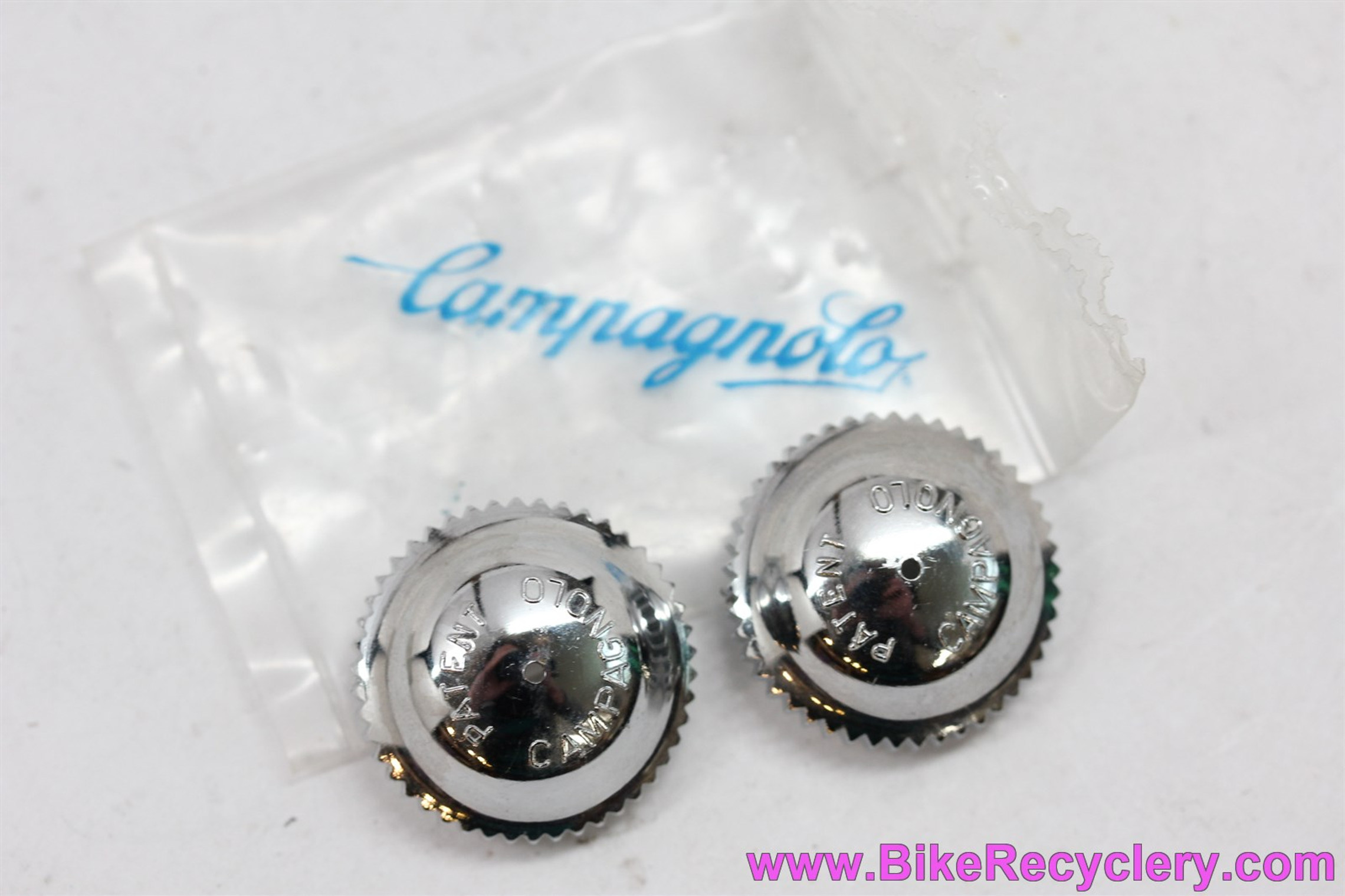 Campagnolo Pedals Dust Caps-Super Record-New Old Stock