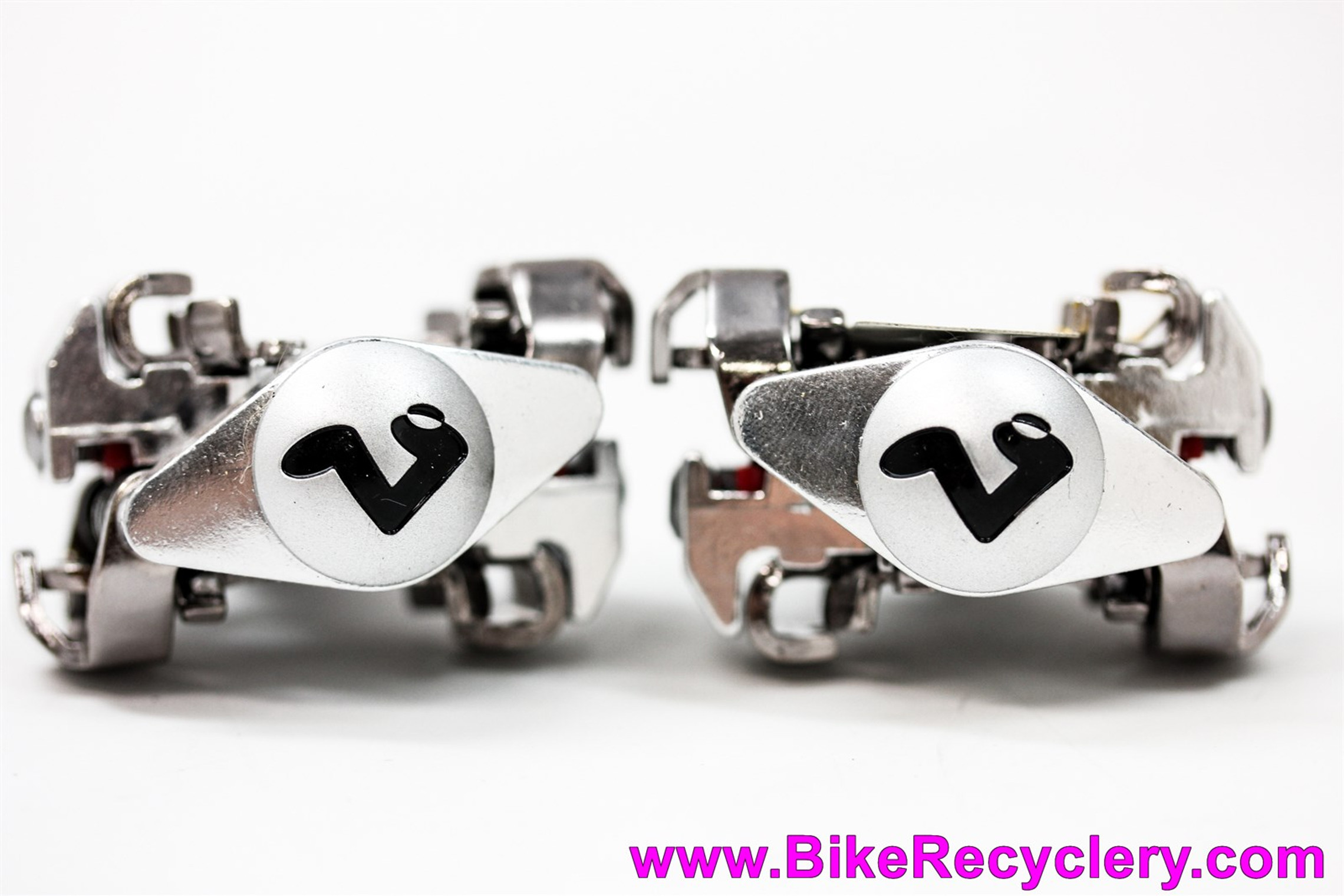 NIB/NOS Shimano PD-M515 Mountain Bike SPD Pedals: Vintage 1990's - Silver