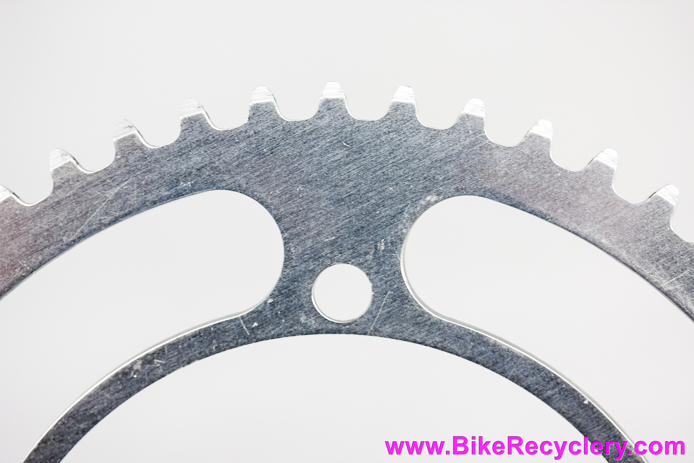 """NOS Sugino Mighty Competition NJS Track/Pista Chainring: 53t x 144mm - 1/8""""  (take-off)"""
