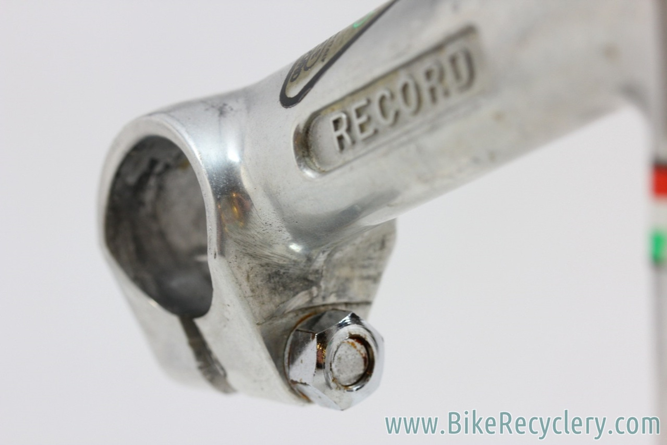 3ttt Record Strada Quill Stem: 1st Gen 1960's or early 70's - 105mm x 26mm (EXC)