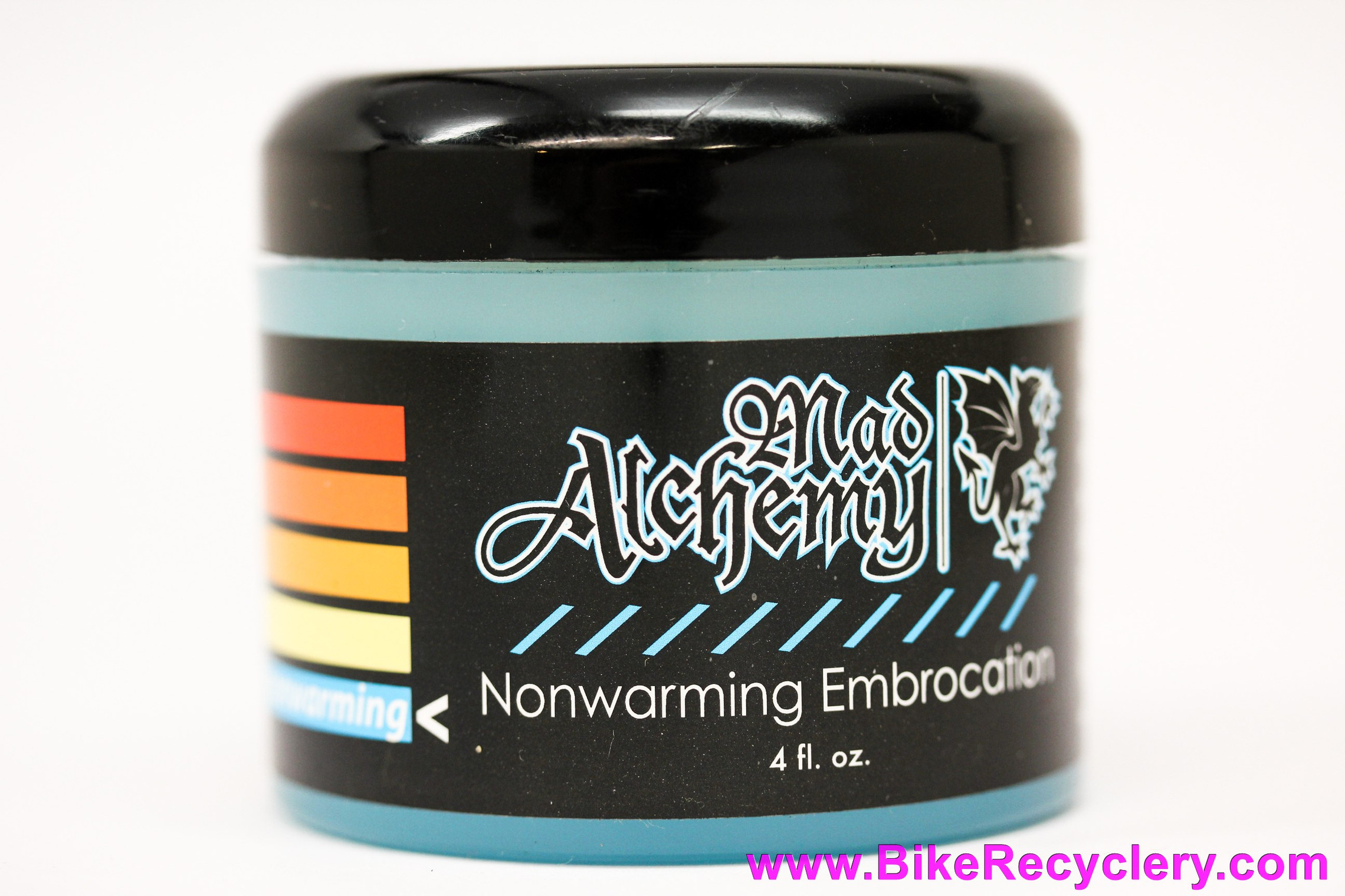 Mad Alchemy Non-Warming Oil Embrocation: For Warm Weather & Insect Repellent - 120ml
