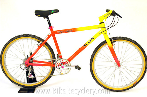 "1991 Klein Attitude: MC1 Fork/Bars, Backfire, Catalog Spec w/ Ringle, M/L 19"" EXC"