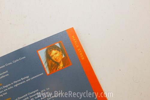 2004 Luna Women's Mountain Bike Racing Team Brochure: Alison Dunlap, Marla Streb