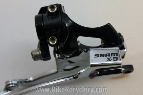 Sram X9 Front Derailleur: S3 (E2) Direct Mount, Top Pull, NEW